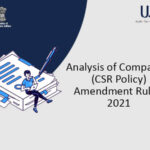 CSR amendment rules.