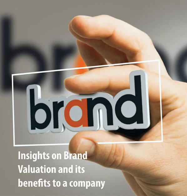 insights on brand valuation and its benefits to a company