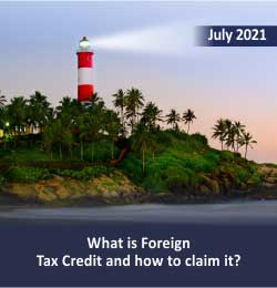 What is foreign tax credit and how to claim it