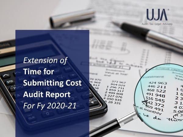 Extension of time for filing of Cost Audit report